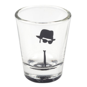 Blues Brothers Elwood Shot Glass