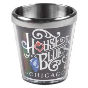 Wrapped Home Shot Glass - Chicago