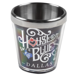 Wrapped Home Shot Glass - Dallas