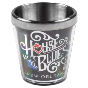 Wrapped Home Shot Glass - New Orleans