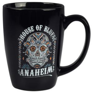 Sugar Skull Mug - Anaheim