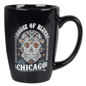 Sugar Skull Mug - Chicago