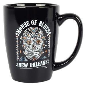 Sugar Skull Mug - New Orleans