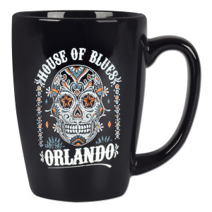 Sugar Skull Mug - Orlando