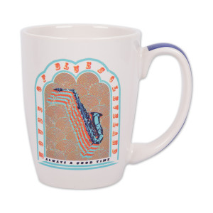 Saxophone Mug - Cleveland