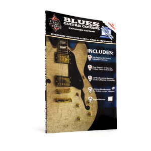 House of Blues Blues Guitar Book