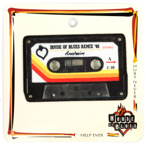 Cassette Patch – Anaheim