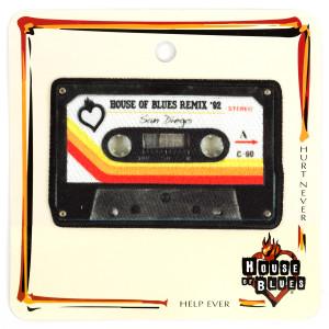 Cassette Patch – San Diego