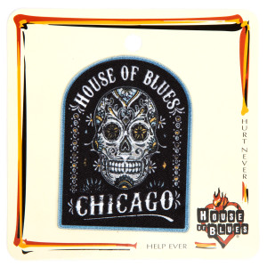 Skull Patch – Chicago