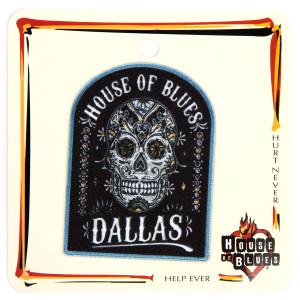 Skull Patch – Dallas