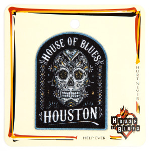 Skull Patch – Houston