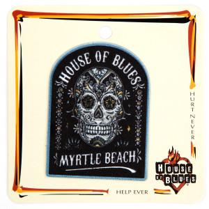 Skull Patch – Myrtle Beach