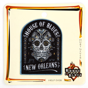 Skull Patch – New Orleans