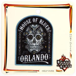 Skull Patch – Orlando