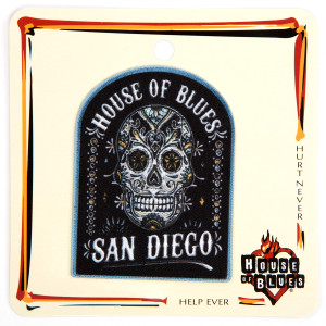 Skull Patch – San Diego