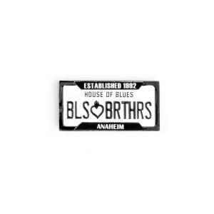 Bbros. License Plate Magnet