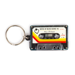 Cassette Keychain - New Orleans