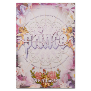 Fillmore - Prince 2/14/2004 Poster