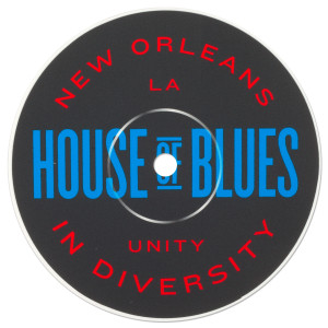 Record Label Sticker - New Orleans