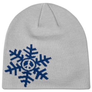 House of Blues Peaceflake Beanie