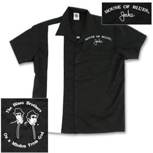 House of Blues Jake Bowling Shirt