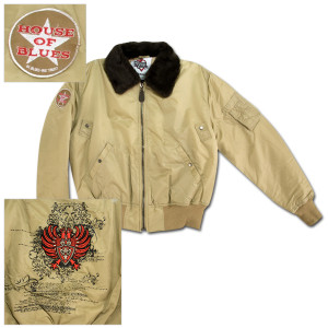House of Blues Bomber Jacket