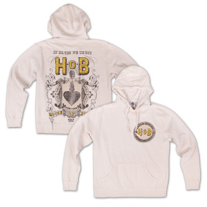 HOB WASHED PULLOVER HOODY