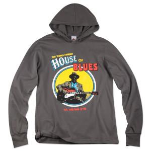 Blues Man Hoodie