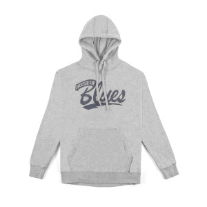 House of Blues - Grey Pullover Hoody