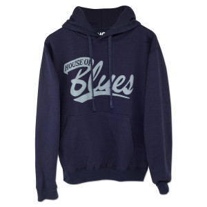 House of Blues - Navy Pullover Hoody