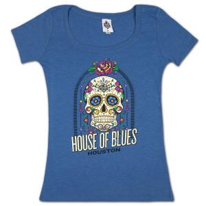 Sugar Skull Women's T-Shirt
