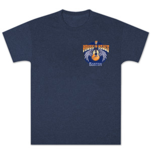 House of Blues Fly High T-Shirt - Boston