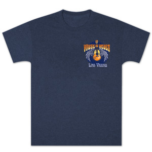 House of Blues Fly High T-Shirt - Las Vegas