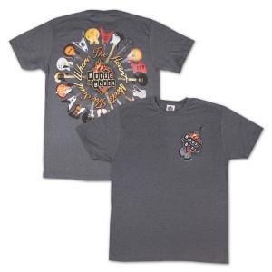Guitar Ring T-Shirt