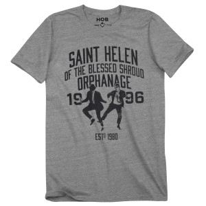 Blues Brothers Saint Helen Tee