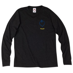 House of Blues Guitar Ring Long Sleeve Tee - Chicago