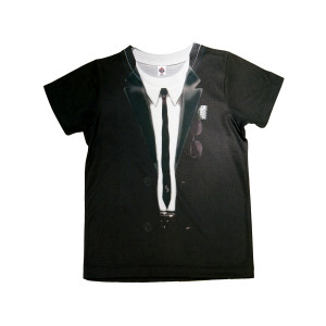 Kid's Blues Brothers Suit Shirt