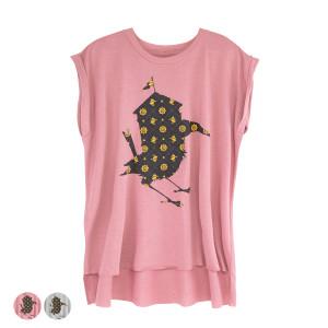 HOB x KMNDZ Women's T-shirt