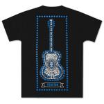 House of Blues Star Guitar T-Shirt - Anaheim