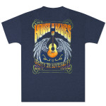 House of Blues Fly High T-Shirt - Cleveland