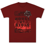 House of Blues Live Show T-Shirt - Dallas