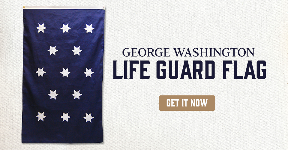 1791 Life Guard Flag