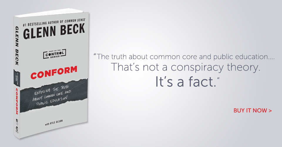 Glenn Beck Conform Book