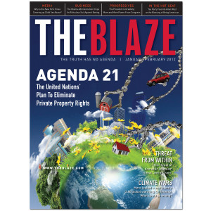 The Blaze January/February 2012 (Volume 2, Issue 1)