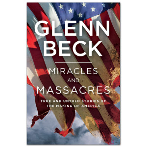 Autographed Miracles and Massacres Hardcover Book