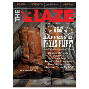 The Blaze, June 2014 (Vol. 4, Issue 5)
