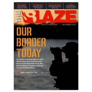 The Blaze December 2014 (Vol. 4, Issue 10)