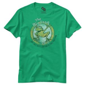The Big Frog 109.9 Shirt