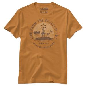 Freedom Hut T-Shirt
