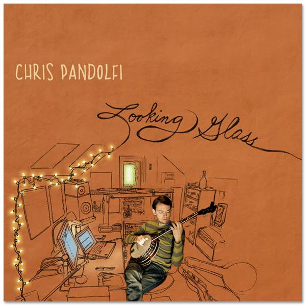 The Stringdusters - Chris Pandolfi - Looking Glass CD